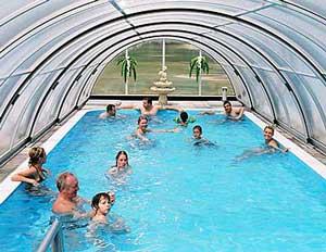 Bazén pasohlávky