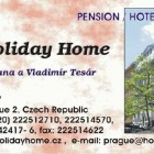 HOLIDAY HOME - Hotel, Penzion