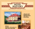 Hotel Roztoky